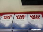 东盟力争至2030年建立无国界经济共同体
