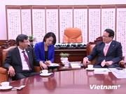 韩国国会议长高度评价越韩合作关系