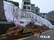 越南北部山区各省洪灾已致27人死亡