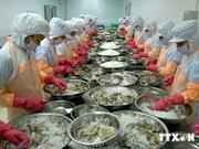 越南九龙江三角洲各省力争2014年对虾出口总额达26亿美元