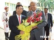 加强越南公安部与斯里兰卡法律与秩序部的全面合作