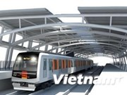 日本承包商参与越南胡志明市市内铁路建设项目
