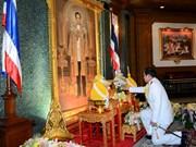 泰国国王批准临时宪法