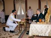 """泰国""""维和委""""对外公布临时宪法细节"""