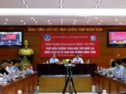 越南十分注重农村环境和洁净饮用水