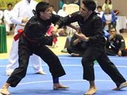 2014年越南全国青少年班卡苏拉锦标赛在山罗省举行