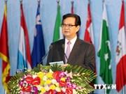 阮晋勇总理:越南十分重视化学教育和人才培养工作
