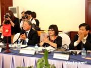 越南与老挝加强司法领域合作