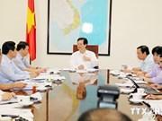 阮晋勇总理:老街省需继续动员各种资源加大对基础设施投资