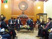 越南祖国阵线中央委员会主席阮善仁会见中国驻越大使