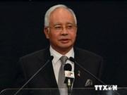 马来西亚总理纳吉布访问荷兰