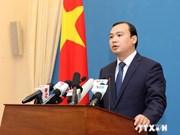 越南呼吁有关各方不采取使东海形式复杂化的行动