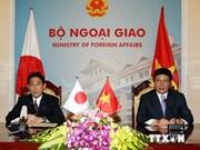 越南与日本:加强合作关系 增进双方利益