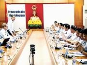 越南广宁省领导会见美国麦肯锡集团代表团