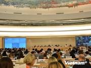 越南积极参与对话促进人权