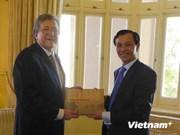越南和澳大利亚积极推动两国各地方合作关系