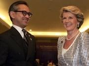 印度尼西亚和澳大利亚恢复军事与情报合作关系