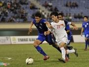 2014年东南亚U22足球锦标赛:越南队以1比0击败泰国队