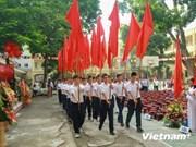 越南全国2200万名学生与大学生正式迈入新学年