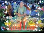 越南茶荣省高棉族拜月节被公认为国家非物质文化遗产