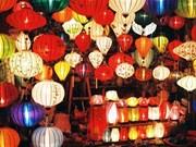 越南承天顺化省顺化市着力打造灯笼品牌形象