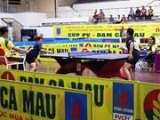 第32届越南《人民报》全国乒乓球锦标赛落下战幕