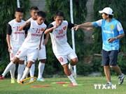 越南体育代表团出征第17届韩国仁川亚运会