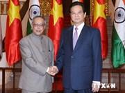 印度总统:越南是印度可靠的合作伙伴