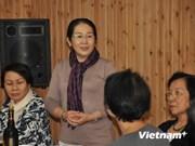 越南胡志明市一向关注旅居海外越南侨胞的生活质量