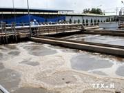 越南与德国促进工业废水管理合作