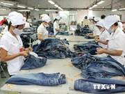 前9个月越南纺织服装实现贸易顺差62亿美元