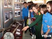 越南人民军光荣传统图片资料展亮相太原省