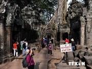 柬埔寨旅游业继续呈增长态势