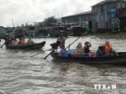 通过综合研究促进湄公河下游地区可持续发展