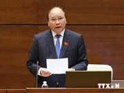 政府副总理阮春福:进一步加大打击走私、贸易欺诈力度