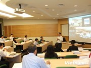 新加坡协助越南开展高级干部培训