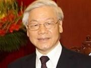 俄罗斯专家高度评价与越南战略伙伴关系