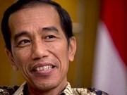 印度尼西亚总统公布新内阁名单