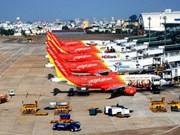 越捷航空公司与CFM国际公司签署飞机发动机维护合同