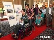 越南举办多项活动响应国际残疾人日