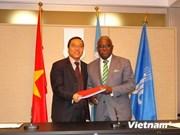 国际农业发展基金提供巨额资助越南实施扶贫计划
