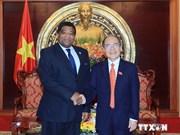 越南国会主席阮生雄:越南将尽力成功举办IPU第132届大会