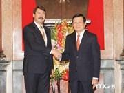 匈牙利总统圆满结束对越南的国事访问