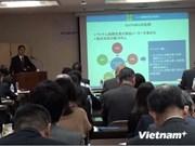 越南与日本多地共同致力于发展越南辅助工业
