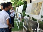 2014年越南遗产摄影大赛图片展亮相广南省
