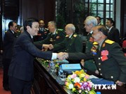 越南老战士协会举行第五届全国爱国竞赛大会