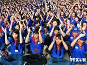 越南将于2015年首次发布《越南青年国家报告》