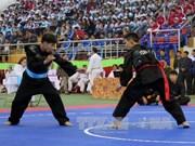 第七届越南全国体育大会:班卡苏拉比赛与越武道比赛正式开赛