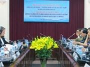 2014年越南美国劳动问题对话在河内举行