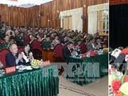 越南国会主席视察河静省若干重点项目施工进度